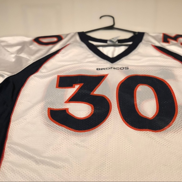 low priced 0b713 5aeff Nike Terrell Davis Denver Broncos Jersey Sz XL